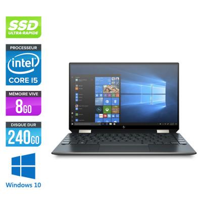 HP Spectre x360 13-aw0004nf - i5 - 8Go - 256Go SSD - Windows 10