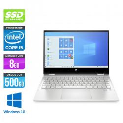 HP Pavilion x360 Convertible 14-dw0007nf - Windows 10