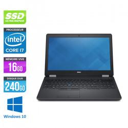 Dell Precision 3510 - Windows 10