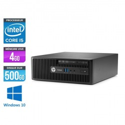 HP ProDesk 400 G2.5 SFF - Windows 10