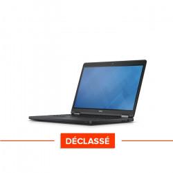 Dell Latitude E5570 - Windows 10 - Déclassé