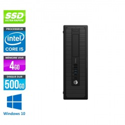 HP ProDesk 600 G2 SFF - Windows 10