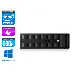HP ProDesk 600 G2 SFF - Windows 10