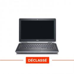 Dell Latitude E6320 - Windows 10 - Déclassé