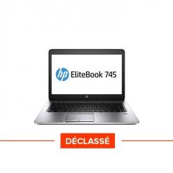 HP EliteBook 745 G2 - Windows 10 - Déclassé