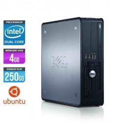 Dell Optiplex 760 SFF - Ubuntu / Linux