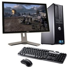 Dell Optiplex 780 Desktop + Ecran 20""