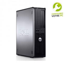Dell Optiplex 780 Desktop - Configurez votre Pc sur-mesure