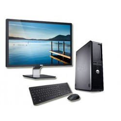 Dell Optiplex 780 Desktop + Ecran 22""