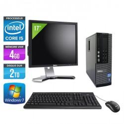 Dell Optiplex 790 SFF + Ecran 17''
