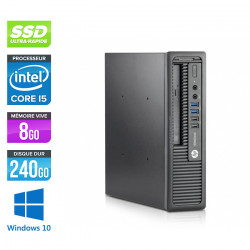 HP EliteDesk 800 G1 USDT - Windows 10