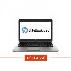 HP EliteBook 820 G1 - Windows 10 - Déclassé