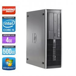 HP Elite 8200 SFF - Gamer
