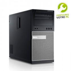 Dell Optiplex 990 Tour - Configurez votre Pc sur-mesure