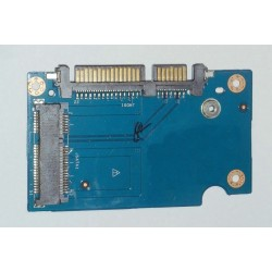 """Adaptateur DELL OEM Latitude E5540 - 2.5"""" - SATA vers mSATA - ZAM60 LS-A892P"""