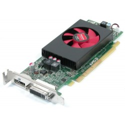 Carte graphique AMD Radeon R5 240 1 Go GDDR3 -  Dell F9P1R - Low Profile