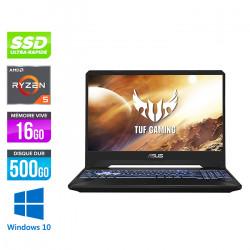 ASUS TUF 505DV - Windows 10