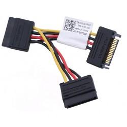 Câble alimentation SATA Y - Splitter SATA - SA0N701D - N701D