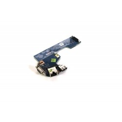 Carte USB VGA Port Ethernet - E5530 - 0826R6