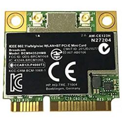 Carte WIFI + Bluetooth - HP Broadcom 4352 - 724935–001