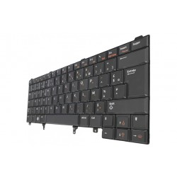 Clavier Dell Latitude E6420 - 0NNHKN - AZERTY