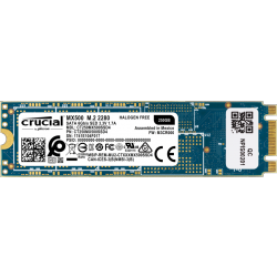 SSD Crucial MX500 250GB - M.2 2280