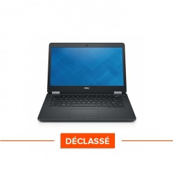 Dell Latitude E5480 - Windows 10 - Déclassé