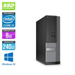 Dell Optiplex 3020 SFF - Windows 10