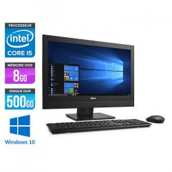 PC Tout-en-un Dell Optiplex 5250 AiO - Windows 10