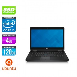 Dell Latitude E5440 - Ubuntu / Linux