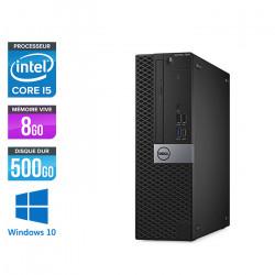 Dell Optiplex 7050 SFF - Windows 10