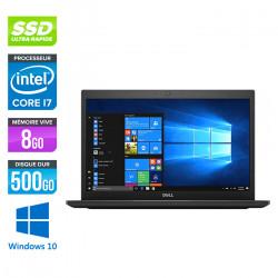 Dell Latitude 7480 - Windows 10