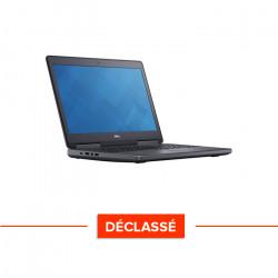 Dell Precision 7510 - Windows 10 - Déclassé