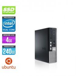 Dell Optiplex 790 USFF - Ubuntu / Linux