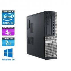 Dell Optiplex 9010 Desktop - Windows 10