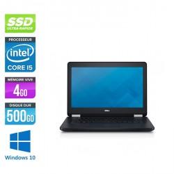 Dell Latitude E5270 - Windows 10
