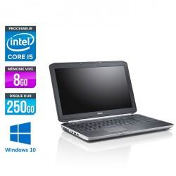 Dell Latitude E5520 - Windows 10