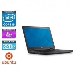 Dell Latitude E5540 - Ubuntu / Linux