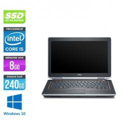 Dell Latitude E6320 - Windows 10