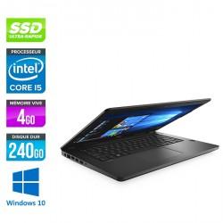 Dell Latitude 3480 - Windows 10 - Neuf
