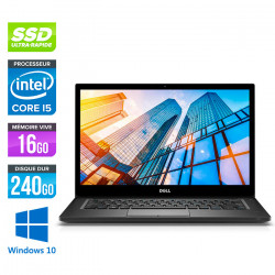 Dell Latitude 7390 - Windows 10