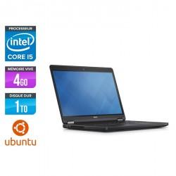 Dell Latitude E5450 - Ubuntu / Linux
