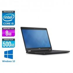 Dell Latitude E5450 - Windows 10