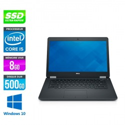 Dell Latitude E5470 - Windows 10