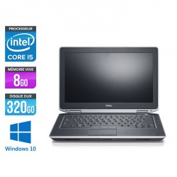 Dell Latitude E6330 - Windows 10