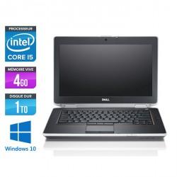 Dell Latitude E6420 - Windows 10
