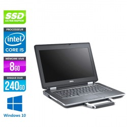 Dell Latitude E6430 ATG  - Windows 10