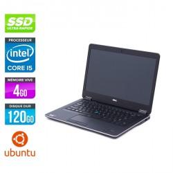 Dell Latitude E7240 - Ubuntu / Linux