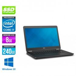 Dell Latitude E7450 - Windows 10