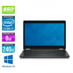Dell Latitude E7470 - Windows 10